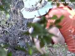 Girls Pissing voyeur video 147