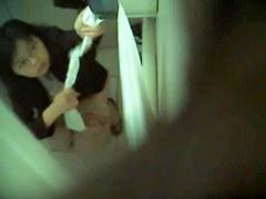 Girls Pissing voyeur video 156