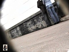 Girls Pissing voyeur video 159