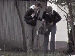 Girls Pissing voyeur video 164