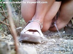 Girls Pissing voyeur video 169