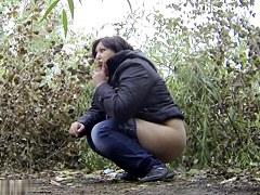 Girls Pissing voyeur video 171