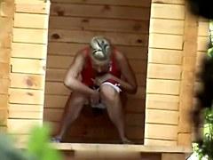 Girls Pissing voyeur video 175