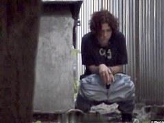 Girls Pissing voyeur video 196