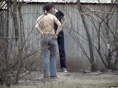 Girls Pissing voyeur video 202