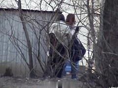 Girls Pissing voyeur video 203