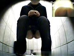 Girls Pissing voyeur video 210