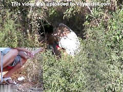 Girls Pissing voyeur video 215