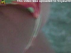 Girls Pissing voyeur video 222
