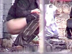Girls Pissing voyeur video 225