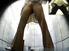 Girls Pissing voyeur video 227