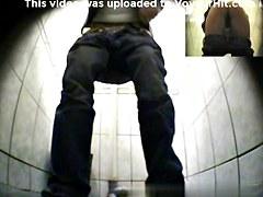 Girls Pissing voyeur video 241