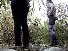 Girls Pissing voyeur video 242