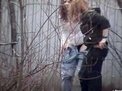 Girls Pissing voyeur video 245