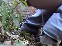 Girls Pissing voyeur video 262