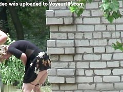 Girls Pissing voyeur video 264