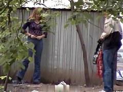 Girls Pissing voyeur video 267