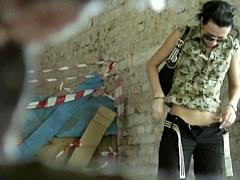 Girls Pissing voyeur video 268