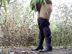 Girls Pissing voyeur video 270