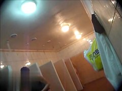 Hidden cameras in public pool showers 53