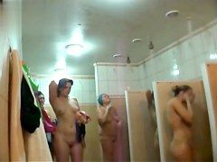 Hidden cameras in public pool showers 58