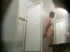 Hidden cameras in public pool showers 86