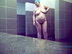 Hidden cameras in public pool showers 99