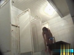 Hidden cameras in public pool showers 108