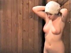 Hidden cameras in public pool showers 980