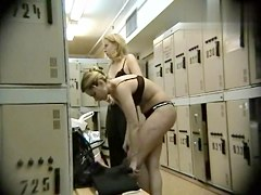 Hidden Camera Video. Dressing Room N 680