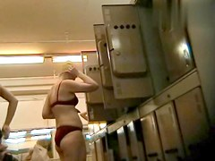 Hidden Camera Video. Dressing Room N 685