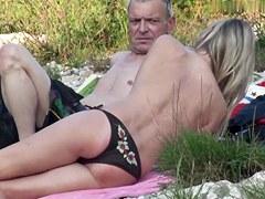 Voyeur HD  Beach Video N 193