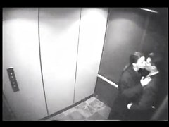 Blowjob In Elevator