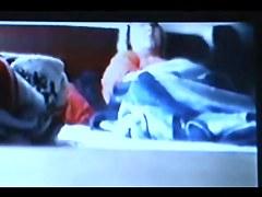 spy hidden cam caught blonde having squirting orgasm