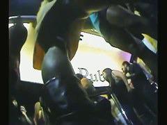 Shoe spy cam capturing multiple unsuspecting upskirt female targets