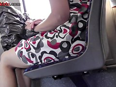 Beautiful upskirt pussy pictures of an amateur girl