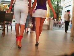 Upskirt Mall sluts