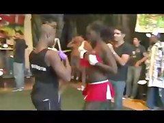 Extreme Chick Fight