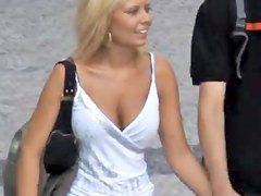 Candid - Busty Bouncing Tits Vol 21