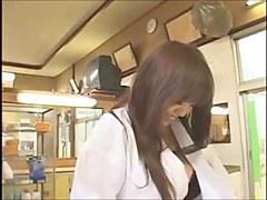 Hitomi Tanaka- Public Bath House- Big Tits- Hangers