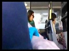 voyeurhit touché bus