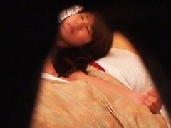 Japan massage voyeur scenes with deep girl