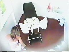 Medical spycam recording amateur