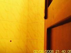 Hidden pee cam scenes with amateur recorded in closeup