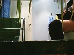 Voyeur piss video with amateur girls on the toilet