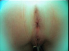 The amateur pissing hot closeups of pussy hole and anus