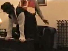 Free voyeur sex video shows two lovers shagging