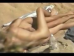 Amateur Beach Sex Compilation