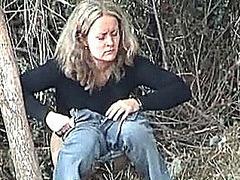 Forest urine spied