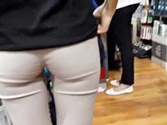 Tight pants .